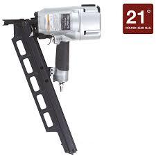 18 Gauge Floor Nailer Ebay by Shop Hitachi 3 25 In 21 Degree Framing Nailer At Lowes Com