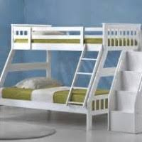 Colorado Stairway Bunk Bed by July 1998 Staircase Gallery