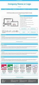 Ebay Listing Templates Free Template Generator New 48 Beautiful Selling