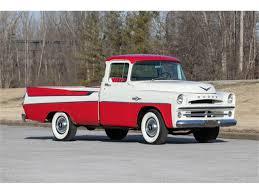 100 57 Dodge Truck 19 D100 For Sale ClassicCarscom CC1192312