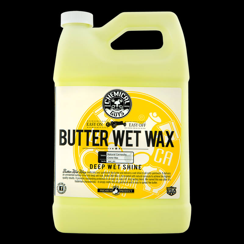 Chemical Guys Vintage Series Butter Wet Wax - 1gal