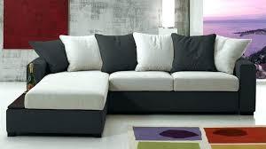 canapé gris et blanc pas cher canape d angle pas cher gris instructusllc com