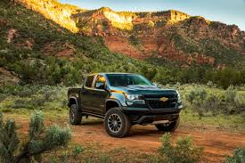 100 Autotrader Truck Colorado ZR2 Named A 2018 Must Test Drive Award Winner