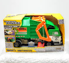 TONKA MOTORISED FRONT LOADING GARBAGE TRUCK - Lotus Gallery Funrise Toy Tonka Mighty Motorized Garbage Truck Ebay Bowen Toyworld All Videos Produced 124106 Approved Meijercom Toys Buy Online From Fishpondcomau Uk Fleet Site Luca Opens His New Youtube Mighty Motorized Front Loader With Lights And Trucks Take A Look At This Friction Powered Light Sound Tonka Digging Tractor Big Rig In Box 3000 Vehicle Frontloader Waste