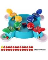 Binmer Hungry Four Shark Creative Desktop Toys Interactive Fun Board Game For Kids