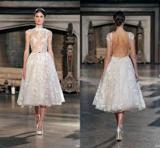 discount inbal dror 2015 fall winter wedding dress a line high
