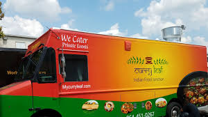 Greenville's Newest Food Truck Is Serving Authentic Indian Food