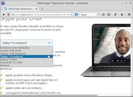 skype pour bureau installer skype sur debian ubuntu et les systèmes dérivés 32