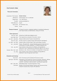 Cv En Anglais In English Sample Resume Example Curriculum Vitae Samples Template Hqrdmrmm 1 Allowed For