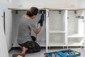 küchenunterschrank selber bauen leicht gemacht hausmagazin