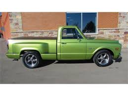 100 Chevy Stepside Truck For Sale 1972 C10 For ClassicCarscom CC965790