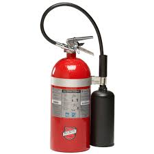 Nfpa 10 Fire Extinguisher Cabinet Mounting Height by Buckeye 10 Lb Carbon Dioxide Bc Fire Extinguisher Rechargeable