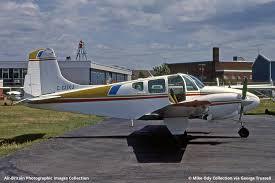 100 B95.com Aviation Photographs Of Beech B95 Travel Air ABPic