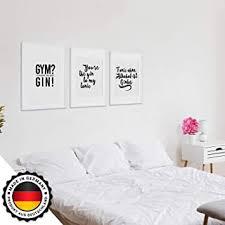 4good wandbilder wohnzimmer als lustige sprüche motivations bilder fürs büro oder die küche bild mit spruch als schlafzimmer poster ohne rahmen gin