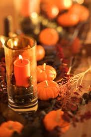 Cute And Cozy Rustic Fall Halloween Decor