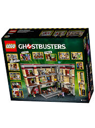 LEGO Ghostbusters 75827 Firehouse Headquarters At John Lewis & Partners