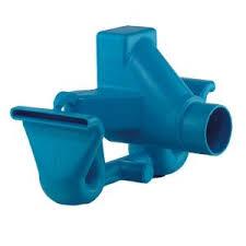 3P Technik Uno Plastic Overflow Siphon The Home Depot