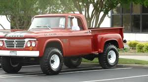 70s Dodge Power Wagon 200 Pullin In - Buy Trucks