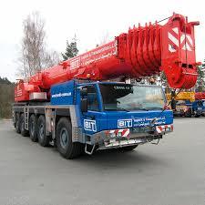Truck-mounted Crane / Telescopic / Boom / All-terrain ATF 220G-5 TADANO FAUN