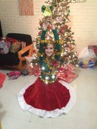 Christmas Tree Costume Diy Best Of Tacky Presents Cheapest Ever No Glue