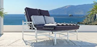100 Palm Beach Outdoor Lounge Chair Contemporary Patio Chicago Set Barclay Butera Signature Collection Castelle Luxury