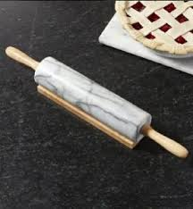 mango wood from indian tiffin thick rolling pin küche