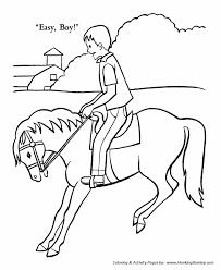Bucking Horse Drawing At GetDrawings