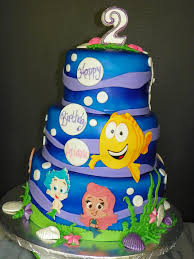 Bubble Guppies Cake Decorating Kit by 15 Bubble Guppies Cake Decorating Kit Bubble Guppies 16 Oz