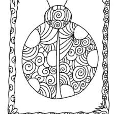 Detailed Animal Coloring Pages AZ