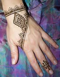Easy Henna Designs For Beginners Mehndi Design