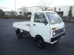 100 Hijet Mini Truck Used 1985 Daihatsu Dump 4x4 For Sale In Portland Oregon By