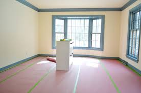 Using A Paint Sprayer For Ceilings by Using A Paint Sprayer For Trim Instead Of A Brush Young House Love
