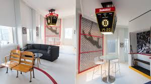 Dorsett Marine Vinyl Floor Canada by New Bobby Orr Suite At Boston Hotel A Shrine To All Time Great