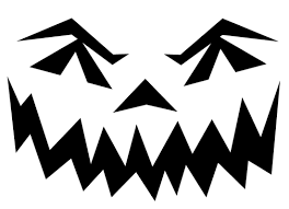Scary Pumpkin Carving Stencils by 4 Best Images Of Free Printable Halloween Stencils Cut Out