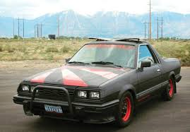 100 Subaru Pickup Trucks BRAT The Superior We Too Quickly Forget The