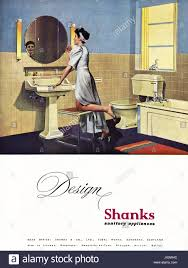 vintage badezimmer stockfotos und bilder kaufen alamy