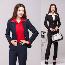 popular women pant suits for work buy cheap women pant suits for