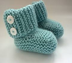 baby booties pdf knitting pattern knit baby boots download