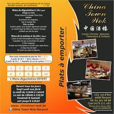 plat cuisiné a emporter plats à emporter ans cuisine chinoise japonaise et thaï