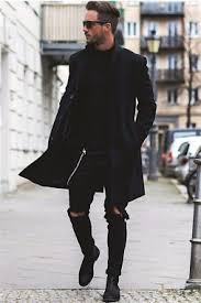 Stunning Winter Outfits Ideas For Men 13