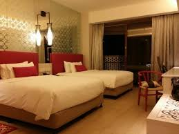 family twin bed room 2 fy double beds Picture of Village