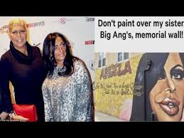 big ang s sister starts a petition to save her mural sign here