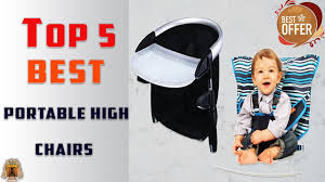 Top 5 Best Portable High Chair In 2019 Comfy High Chair With Safe Design Babybjrn 5 Best Affordable Baby High Chairs Under 100 2017 How To Choose The Chair Parents The Portable Choi 15 Best Kids Camping Babies And Toddlers Too The Portable High Chair Light And Easy Wther You Are Top 10 Reviews Of 2018 Travel For 2019 Wandering Cubs 12 Best Highchairs Ipdent 8 2015 Folding Highchair Feeding Snack Outdoor Ciao