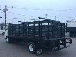 100 Johnson Truck Bodies USED 2013 ISUZU NPR STAKE BODY TRUCK FOR SALE 9266