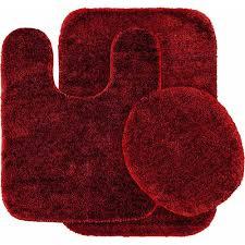 Leopard And Red Bathroom Decor bath rugs u0026 mats walmart com