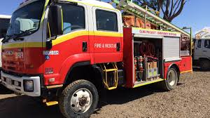 Fire Truck To Be Offered In Gracemere Auction | Queensland Country ... Used Food Trucks Vending Trailers For Sale In Greensboro North Neverland Fire Truck Property From The Life Career Of Michael Bangshiftcom No Reserve Buy This Fire Truck For Cheap Ramp Patterson Twp Auction Beaver Falls Pa Seagrave Municibid 1993 Ford F450 Rescue Sale By Site Youtube 2000 Emergency One Hp100 Cyclone Ii Aerial Ladder American Lafrance Online Sports Memorabilia Pristine