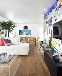 100 Modern Chic An Interior Full Of Flamboyance Vibrant And Apartment