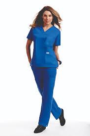 Ceil Blue Scrub Sets by Nursing Scrub Set Medical Wear Universal Work Wear Calgary