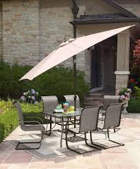 Walmart Patio Umbrellas With Solar Lights by Patio Furniture Covers Walmart Canada Home Outdoor Decoration