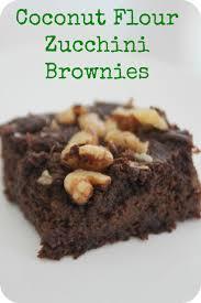 brownie dunkle schokolade zucchini kokosmehl walnüsse